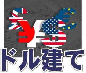 海外FXドル建て