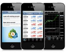 海外FXのアプリ