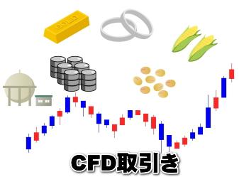 海外FXではCFD取引が可能