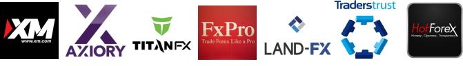 日本語対応主要FX会社
