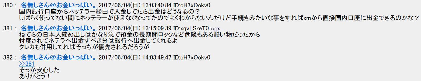 海外XM口コミ評判