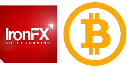 ironfxビットコインFX