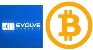 Evolve Marketsビットコイン