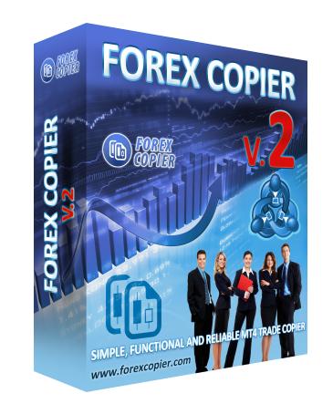 Forex Copierというソフト